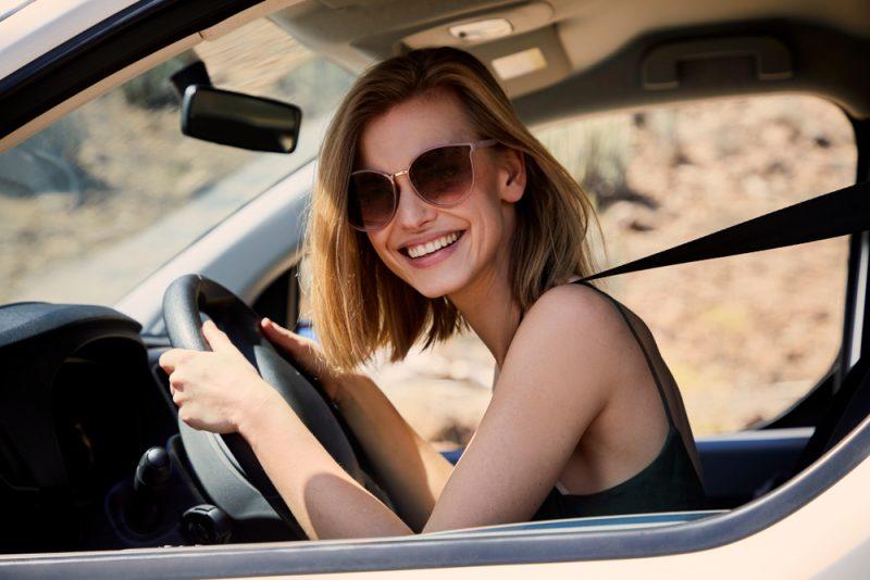 voiture pour femmes