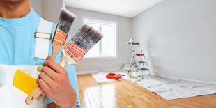 Rénovation de peinture