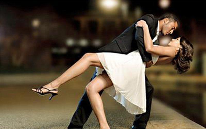 jazz danses couple